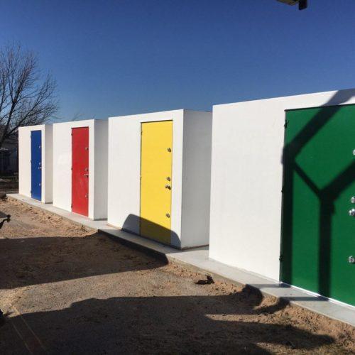 Community Shelters