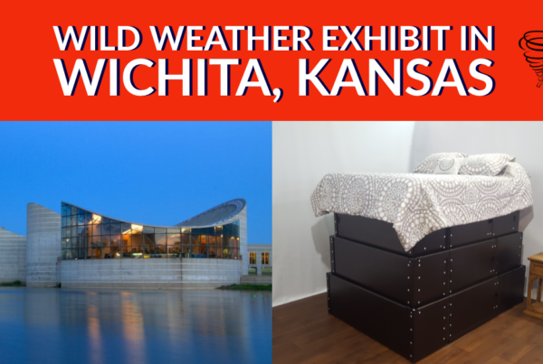 Wild Weather Exhibit in Wichita, Kansas