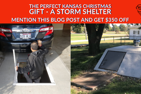 Storm Defense - The perfect kansas christmas gift