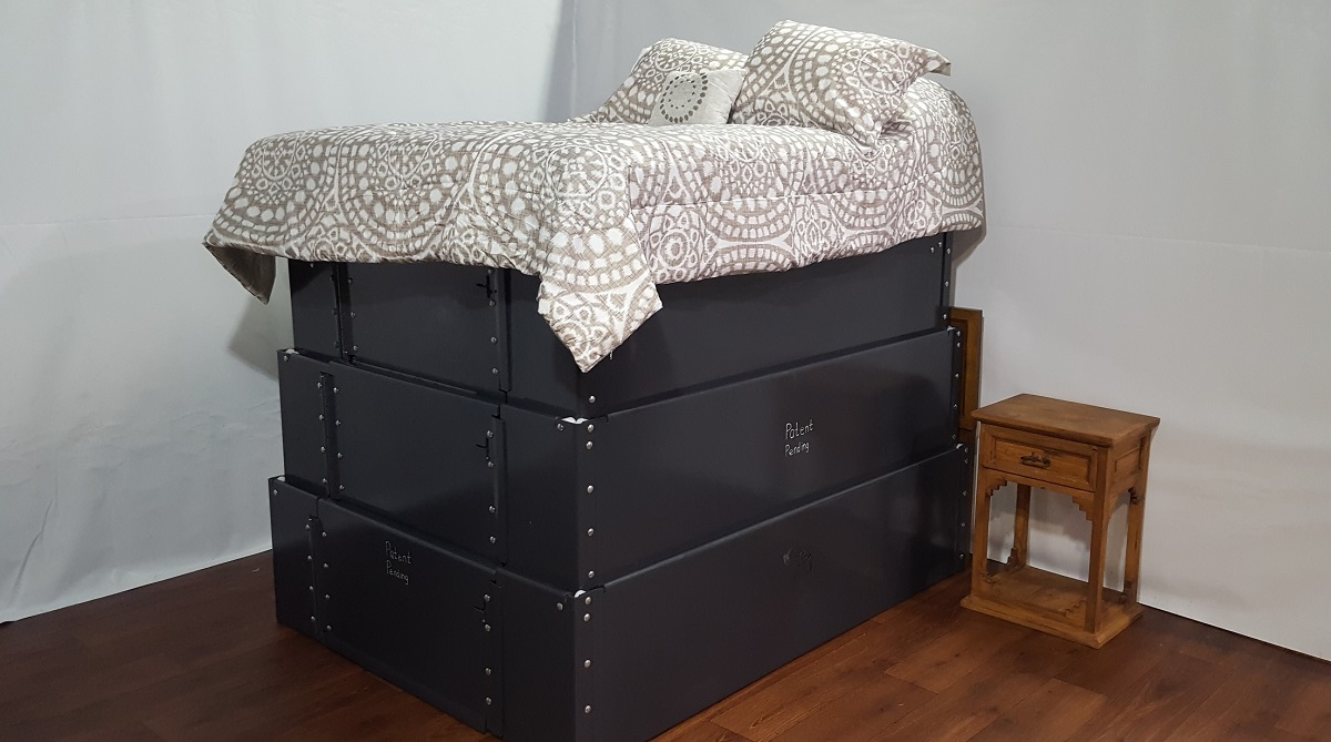 Storm Shelter Bed