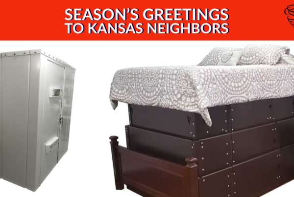 Season's Greetings to Kansas Neighbors