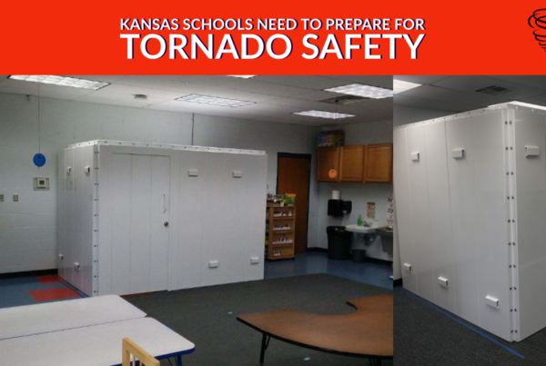 Kansas Schools Need to Prepare for Tornado Safety