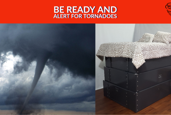 Be Ready and Alert for Tornadoes